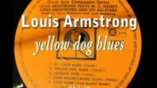 Louis Armstrong - Yellow Dog Blues