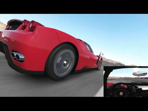 Top Gear 2014 Ferrari Enzo 0-60mph