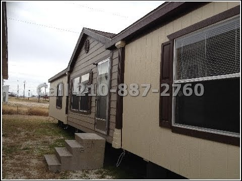 2006 Used Double Wide texas repo mobile home 210-887-2760