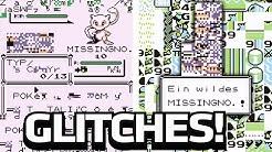 ALLE Glitches der 1. Pokemon Generation