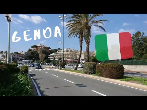 "Genova,  ""Corso Italia""  [23.03.16 HD]"