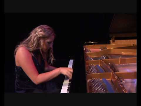 Caroline Clipsham - Brahms Hungarian Dance No. 5 for Piano