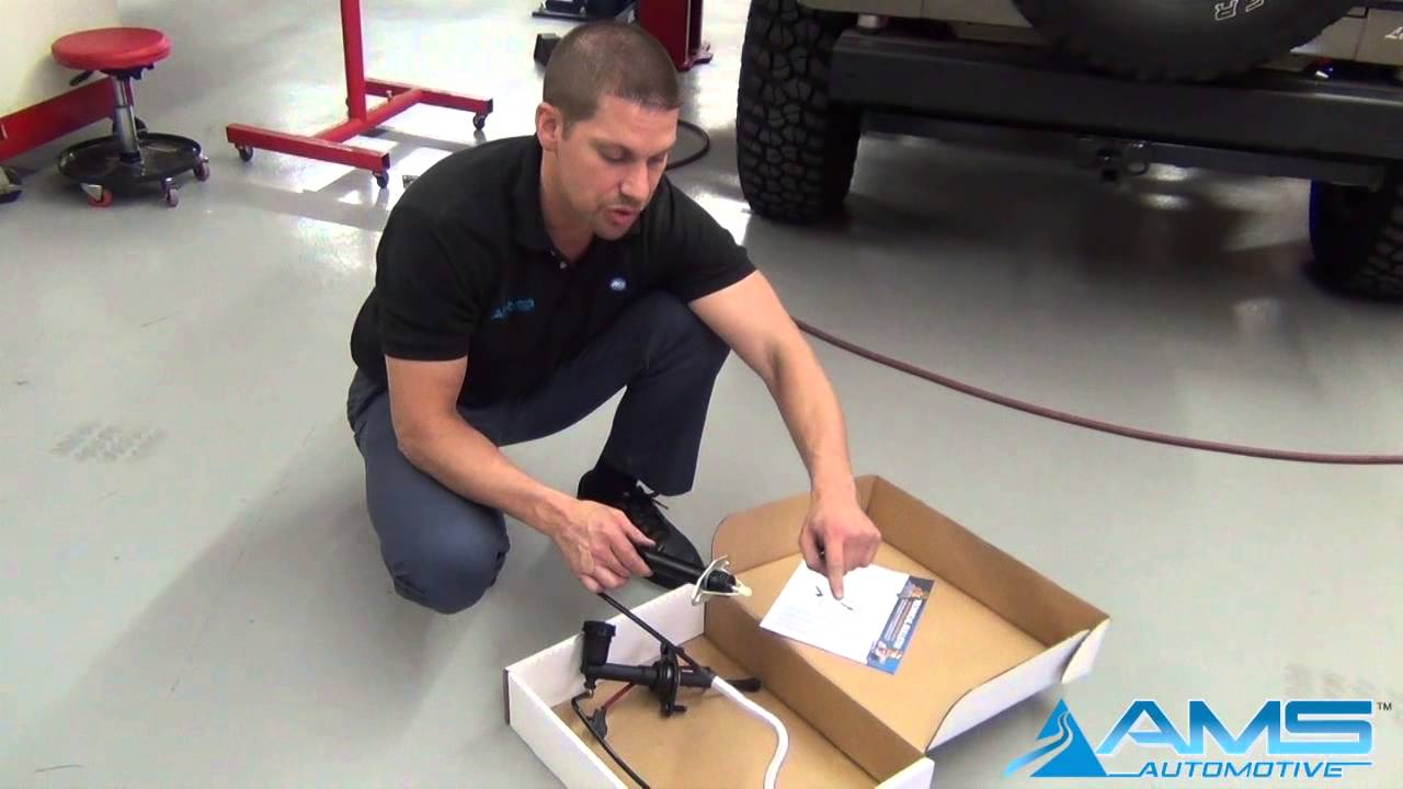 Jeep Wrangler Rubicon Pre Bled Hydraulic System Installation