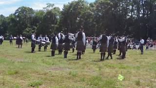 MacMillan Pipe Band Grade 2  Highland Wedding MSR  Annapolis 2017