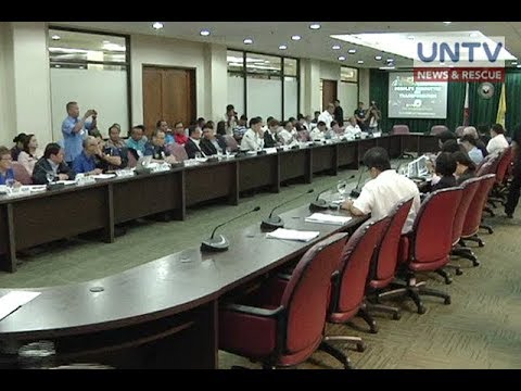 LTFRB to launch PUV modernization program in Pateros, Pasay, Taguig before 2017 ends