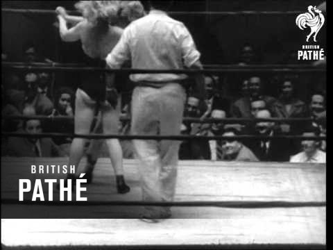 Women Wrestling Match (1961)