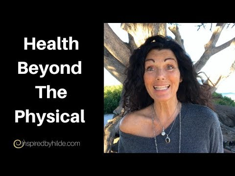 How to Get  Healthy Beyond the Physical with sound and smell!
