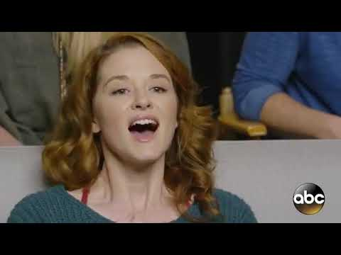 Grey's Anatomy BTeam with Sarah Drew
