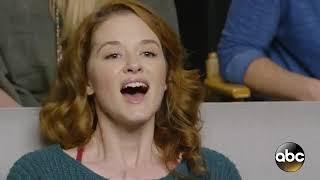Grey's Anatomy B-Team with Sarah Drew