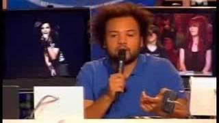 Fabrice Eboué vs Tokio Hotel
