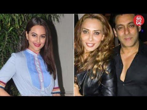 Sonakshi Sinha Confirmed For 'Dabangg 3'   Salman Khan Wishes Good Luck To Iulia For Her Single