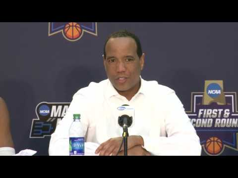 UNCW Post-Game Press Conference: Virginia (Mar. 16, 2017)