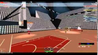 [ROBLOX:RO-NBA] Oklahoma City Thunders vs. Chicago Bulls Pt.1