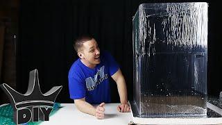 Aquarium unboxing