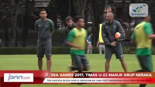 SEA Games 2017, Tim Nas U-22 Masuk Grup Neraka - JPNN.COM
