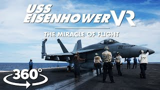 Experience aircraft carrier flight ops, active combat training for first time in VR thumbnail