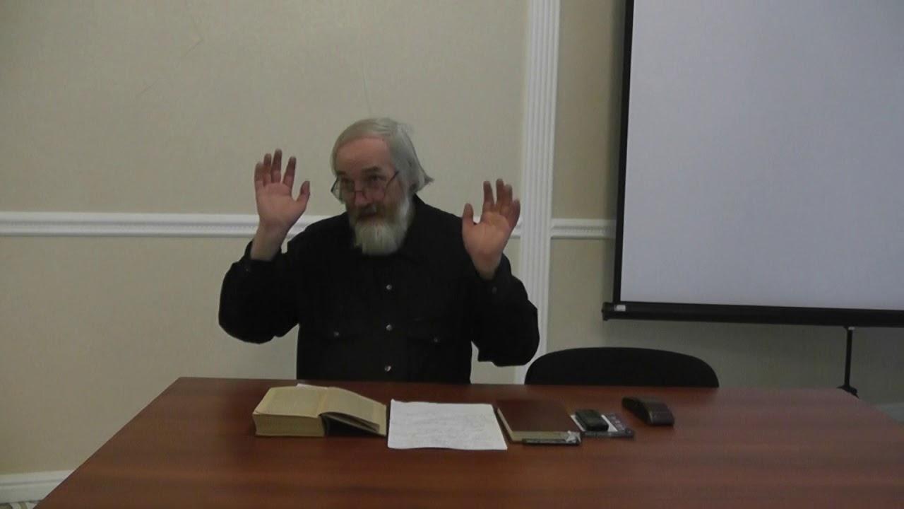 Грунтовский лекция 88 - Василий Жуковский