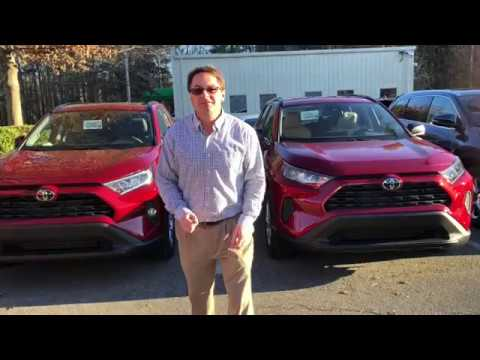 2019 Rav4 Le Vs Xle How To Choose One