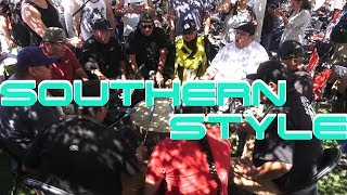 💥💥Southern Style (Contest Song #1) @ Northern Ute 4th of July (Fort Duchesne) Powwow 2019💥💥 Resimi