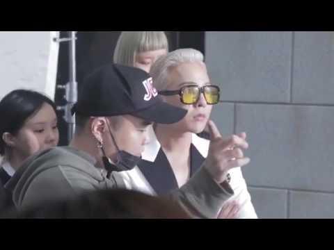 [BTS] GDRAGON - Shinsegae Duty Free CF