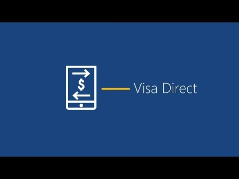 Visa Payment Options: Push Payments And Visa Direct