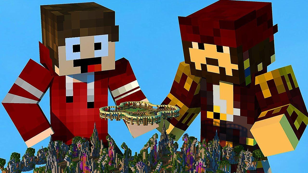 DEUSES do BEDWARS - Minecraft
