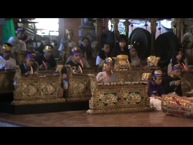 Balerung Stage / Mentari School latihan Menabuh