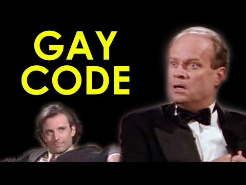 Frasier's Coded Gay References In