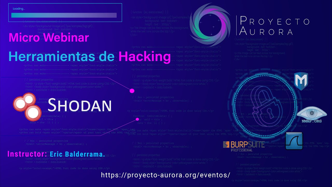 """Herramientas de Hacking: """"Shodan"""""""