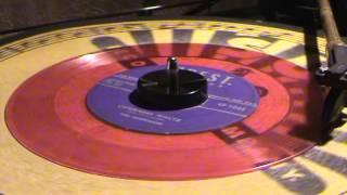 LYNN MARSHALL-THE HAT(EDDIE COCHRAN GTR)/THE AMERICANS-CHICKADEE WALTZ,CREST 1035