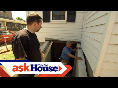 How to Replace Basement Bulkhead Doors