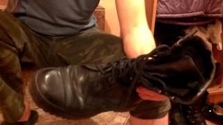 От Сереги: Garsing FIGTER после года носки(В данном видео мой друг Сергей рассказывает свае мнение о ботинках Garsing FIGTER, после года их носки. Показывает..., 2013-08-05T15:05:18.000Z)