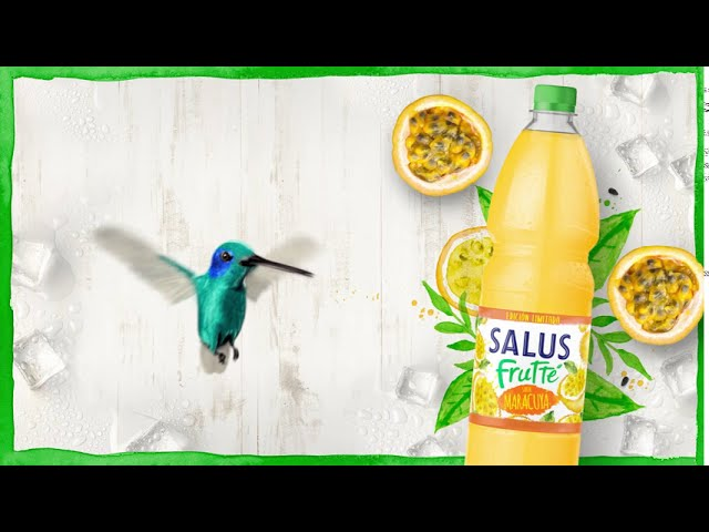 Salus Frutté Maracuyá ¡Probalas ya!
