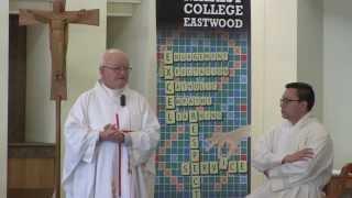 Leadership Inauguration 2014 - College Mass