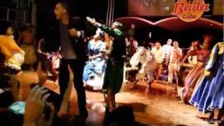 """Elito Reve y su Charangon """"Agua pa Yemaya (Feat Yoruba Andabo)"""" @ Baila en Cuba 2011 (Cuba-Habana)"""