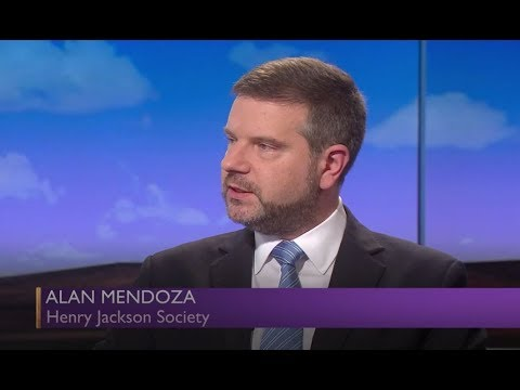 Dr Alan Mendoza discusses Trump's recognition of Jerusalem on BBC Daily Politics