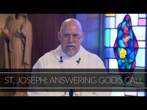 Solemnity of Saint Joseph    Homily: Father Paul Ring