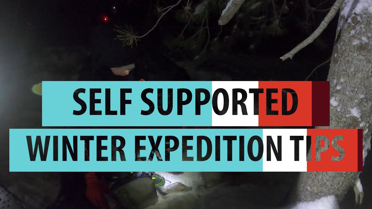 Tips: Making Hot Water, Winter Expedition Style