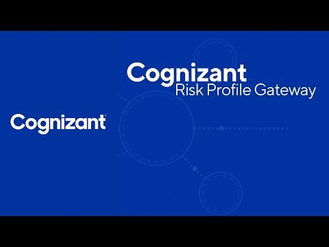 Make Buying Life Insurance As Fast As Buying Car Insurance | Risk Profile Gateway | Cognizant