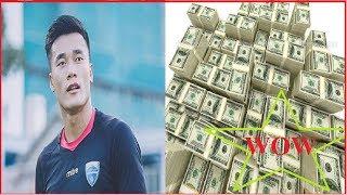Bùi Tiến Dũng U23 VN Choág Với Số Tiền Thưởg Của Đại Gia Châu Âu Và Ẩn Ý Đằg Sau #263