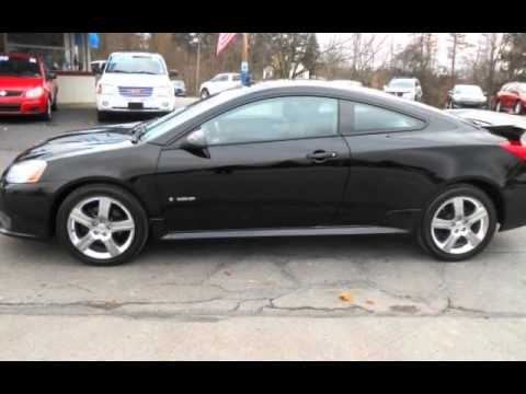 2008 Pontiac G6 GXP for sale in BUTLER, PA