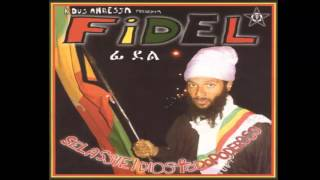 Fidel Nadal - Selassie I Dios Todopoderoso (Full Álbum)