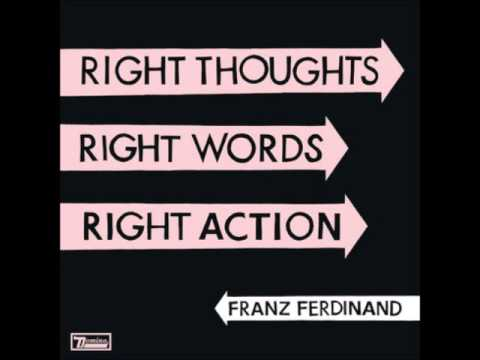 Franz Ferdinand - Evil Eye (album version)