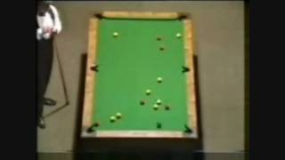 Shoot Pool Final Of The London Championships 1985. Steve Csanders Takes On Maltese Joe Frame 1