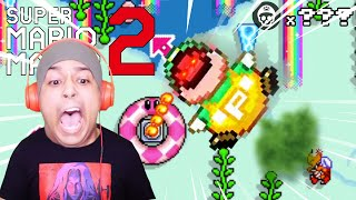 I'M QUITTING AFTER THIS ONE!! [SUPER MARIO MAKER 2] [#74]