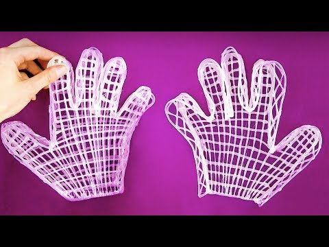 Thumbnail: 40 CRAZIEST DIYs AND LIFE HACKS YOU'VE EVER SEEN || HOT GLUE GLOVES