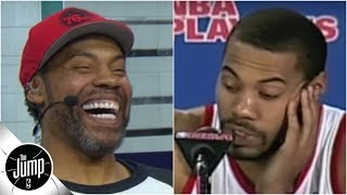 Rasheed Wallace explains legendary