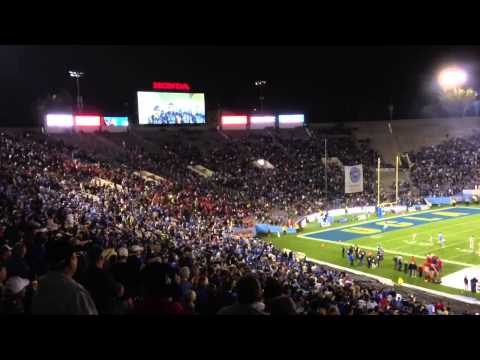 UCLA Bruins Football Intro LA Nights 2012