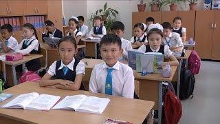 Ввод трехъязычного образования в Казахстане  вызывает все больше вопросов (08.04.16)