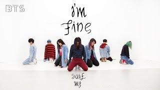 Gambar cover [SAVE ME + I'M FINE DANCE COVER] -- BTS -- 방탄소년단 [YOURS TRULY x BLACK CORE x KR]